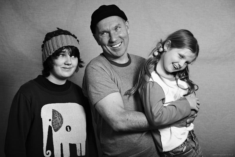 Harry, Greg and Lulu