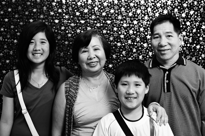 The Luong Family
